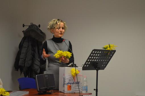 La Consigliera di Parità Laura Ottolenghi
