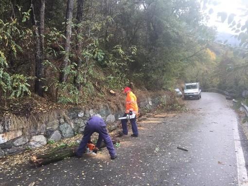 Aosta: Al via i lavori di rifacimento del muro franato a Pleod