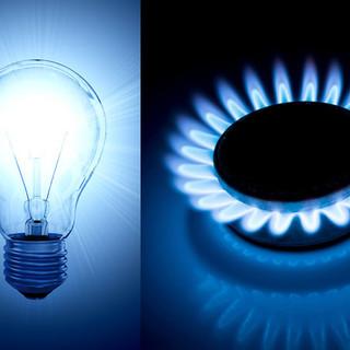Per luce e gas aumenti del 15,6% e 11,4%