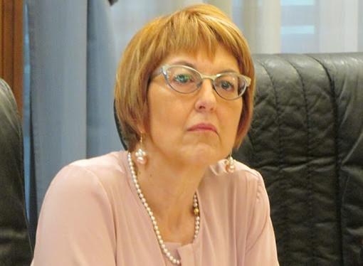 L'assessora regionale Chiara Minelli