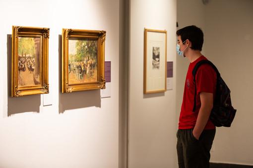 Ultimi giorni per visitare la mostra 'Impressionisti tedeschi' al Mar di Aosta