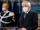 Mattarella: 'Riconoscenza del Paese verso coloro che si trovano in prima linea nel fronteggiare l'emergenza pandemica'