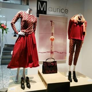 La vetrina di Maurice Boutique