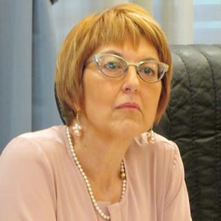 L'assessora regionale all'Ambiente, Chiara Minelli