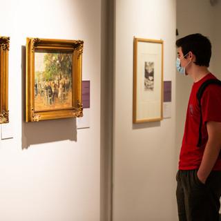 Mostre e servizi di apertura al pubblico dei musei sospesi fino al 3 dicembre