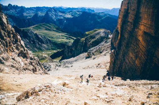 Le 5 migliori App per orientarsi in montagna