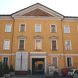 Il Museo archeologico ad Aosta
