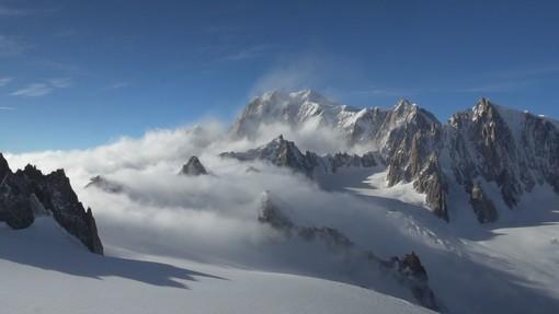 Rinascimento VdA: Sui confini del Monte Bianco tutti colpevolmente assenti