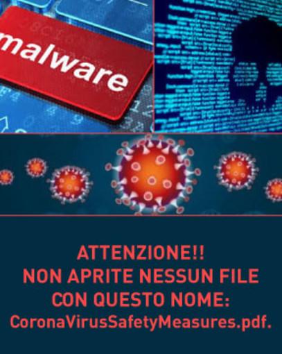 False mail in materia Coronavirus