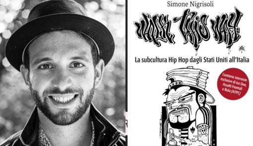 A 'Les Mots' Simone Nigrisoli spiega la cultura Hip Hop