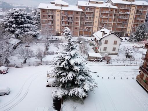 In arrivo forti nevicate in Valle