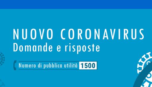 CORONAVIRUS: Kit diagnostico per medici di base e pediatri, firmato decreto attuativo