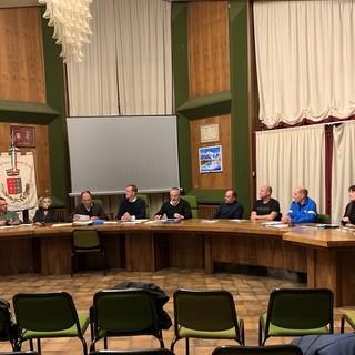 Una seduta del Consiglio comunale di Nus