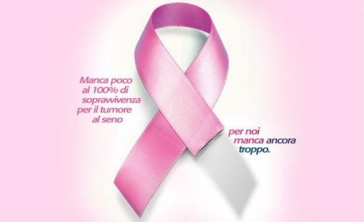 Torna la campagna Nastro Rosa  per la prevenzione del tumore al seno