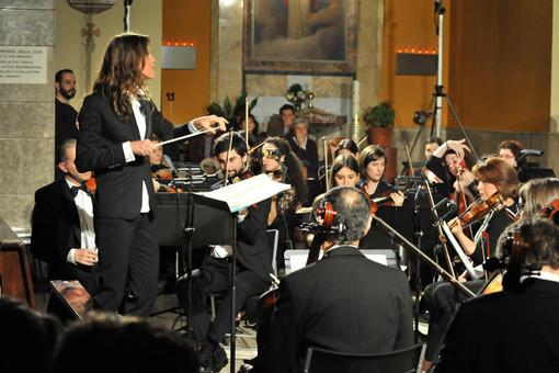L'Orchestre du Conservatoire diretta da Stéphanie Praduroux