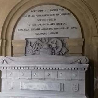 Martedì 2 novembre, al cimitero di Aosta le commemorazioni dei caduti in guerra