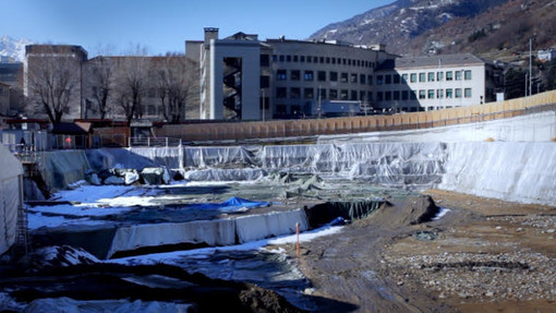 Ampliamento ospedale Parini e area archeologica