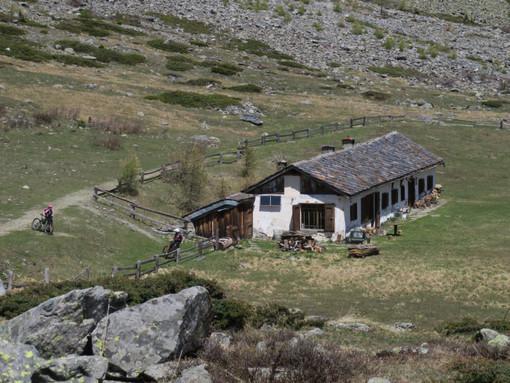 MONTAGNA VDA: Orvieille - Valsavarenche