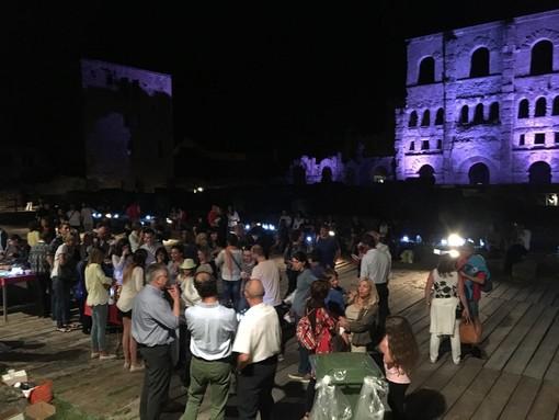 Nuits de culture au Théâtre romain et dans châteaux