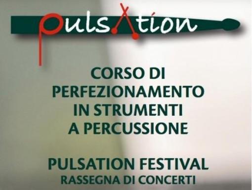 'Pulsation', a Pont-St.Martin concerti e corsi che celebrano gli strumenti a percussione