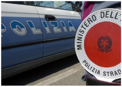 Contromano in autostrada, fermato dalla polizia 77enne valdostano