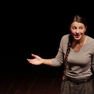 Una rappresentazione teatrale del gruppo 'Palinodie'