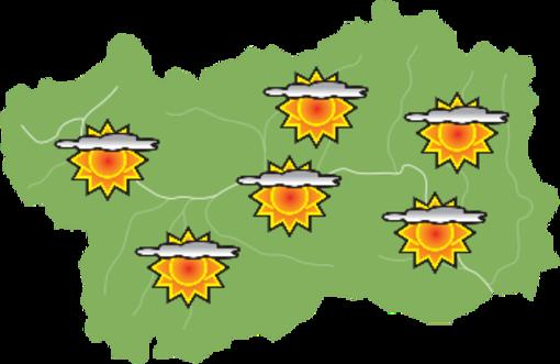Scampoli di estate nel fine settimana in Valle