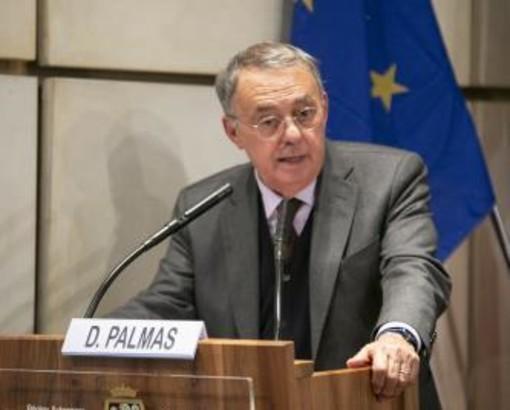 Domenico Palmas, Presidente Ordine Avvocati Valle d'Aosta