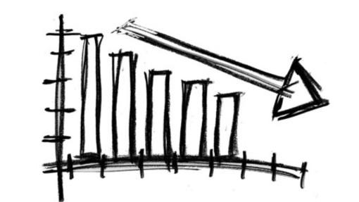 Crolla il Pil -8,8% un dato drammatico, appena al di sopra delle attese
