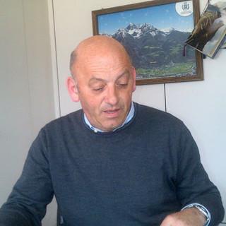 Angelo Filippini sindaco Pollein