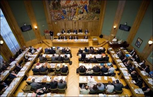 Le Parlement Valaisan