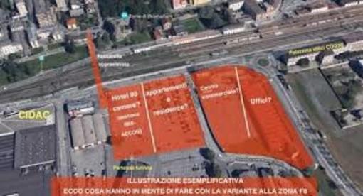 Un Piano progettuale di possibile espansione della Porta Sud di Aosta