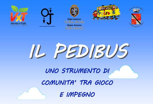 A Verrès una giornata di approfondimento dedicata ai Pedibus