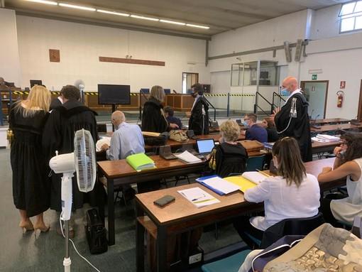 Il processo Geenna in rito abbreviato a Torino si è svolto nell'aula bunker del carcere 'Lo Russo e Cotugno' alle Vallette