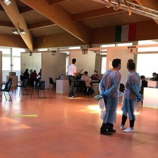 A novembre il nuovo centro vaccinale Covid a Pollein