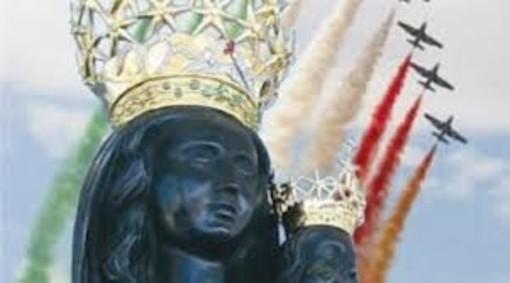 A Cervinia tappa pellegrinaggio Santa patrona aeronautica