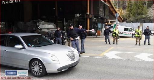 Georgiano ricercato: arrestato dalla Polizia di Stato al Traforo del Monte Bianco