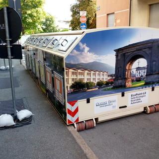 Aosta: Anticipata alle 15,30 la raccolta del cartone
