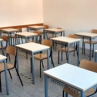 Due classi scolastiche in quarantena Covid