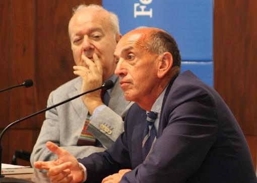 Valerio Pellizzari e Domenico Quirico