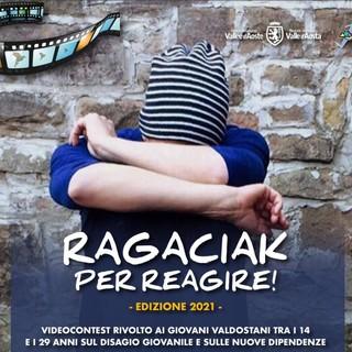 Il manifesto dell'edizione 2021 di Ragaciak