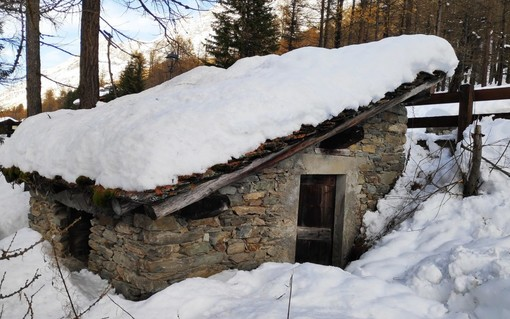 Rhemes.N.D.: Tornerà a nuova vita il vecchio mulino di Bruil