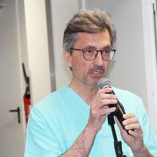 L'assessore Roberto Barmasse