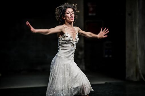 La danza 'profonda' di Irene Russolillo alla Cittadella dei Giovani