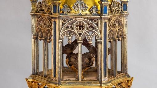 Scoperta a Firenze un'antica reliquia di Giovanni Battista