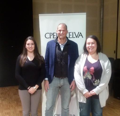 Stéphanie Ramolivaz, Alessandro Giovenzi e Miriam Savin