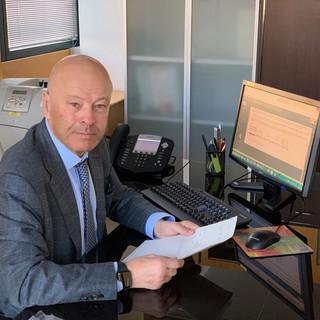Nicola Rosset, Presidente Chambre