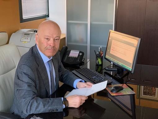 Nicola Rosset, Presidente della Chambre