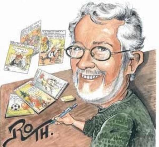 Le caricature dissacranti di Roth a Maison Gerbollier di La Salle