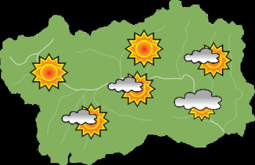 Domenica di sole estivo sulla Valle